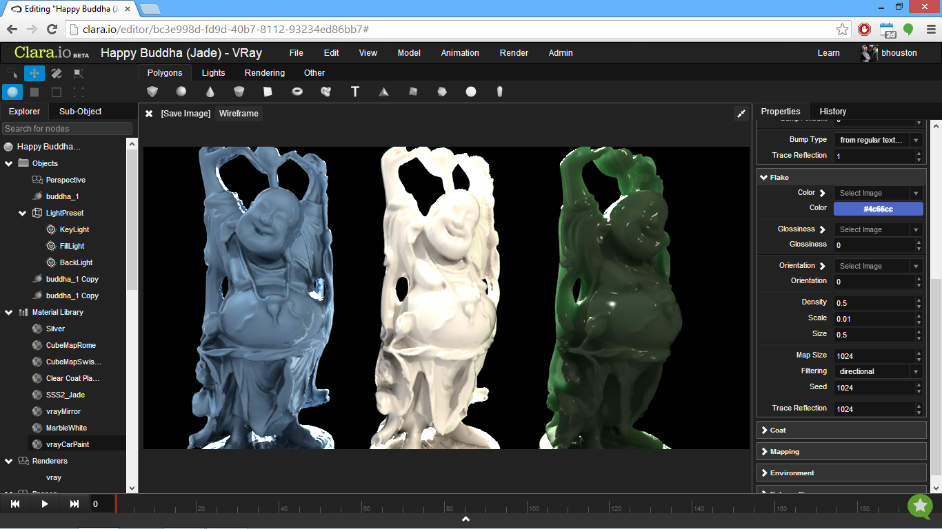3d editor online polycount 3d editor